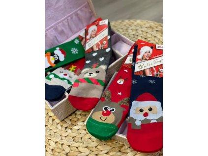 ponožky 5pack NAN