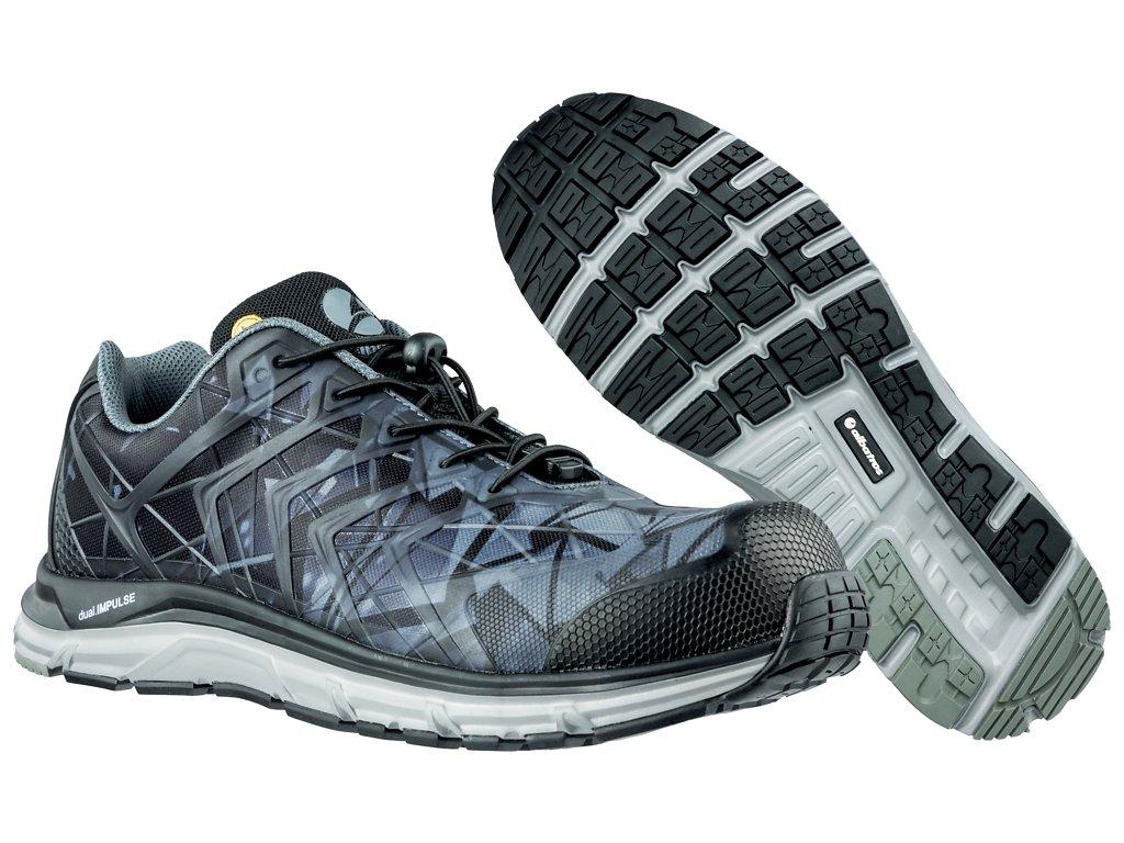Bezpečnostní obuv Energy Impulse Grey Low S1P ESD HRO SRA