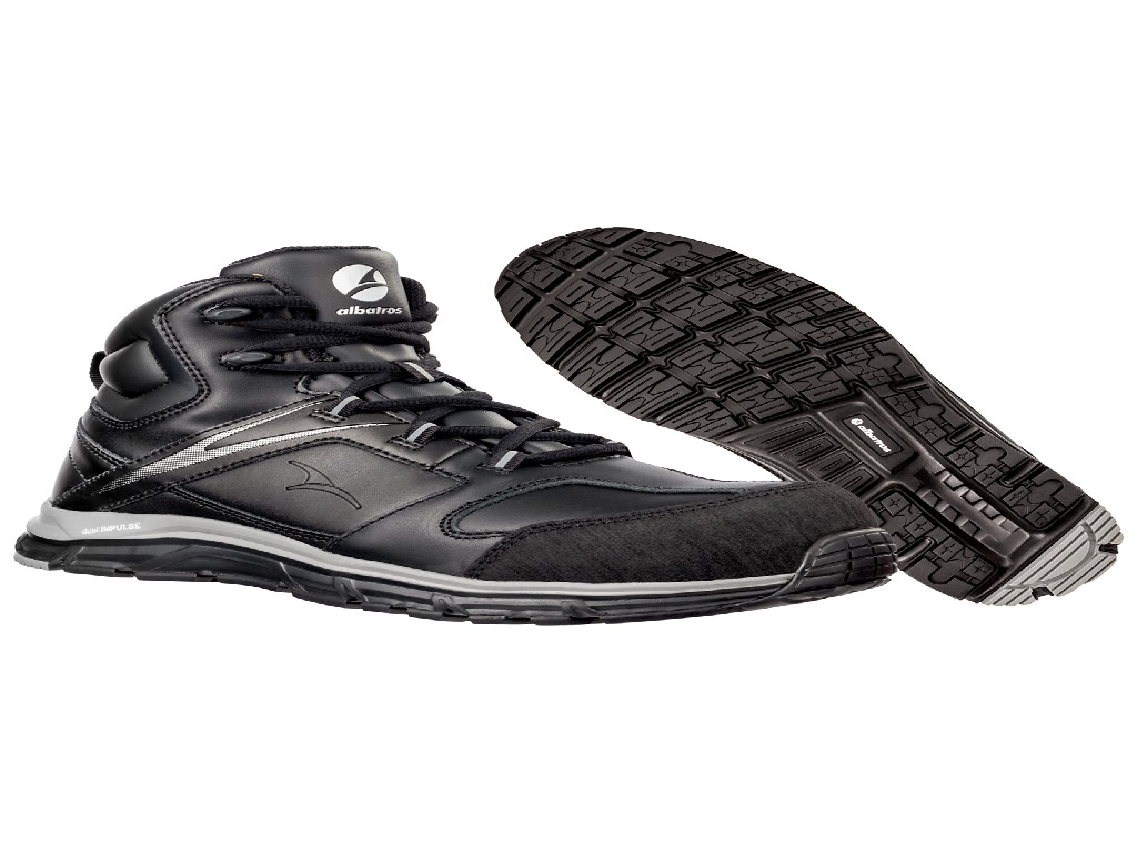 Bezpečnostní obuv Vigor Impulse Mid S3 ESD HRO SRA