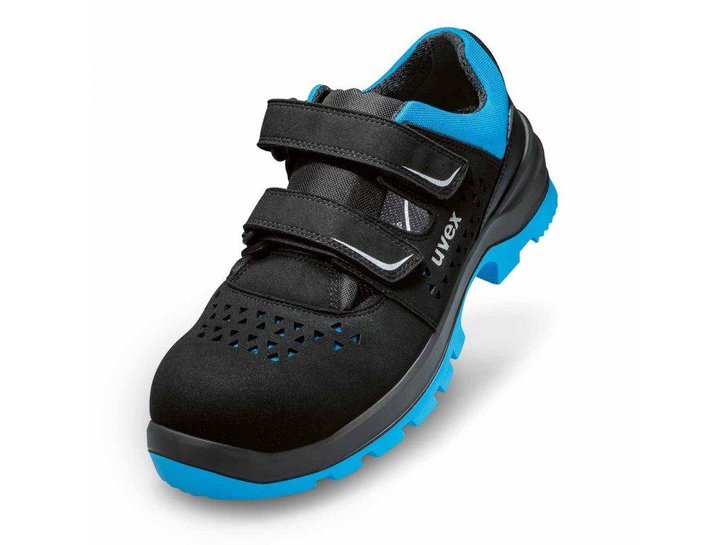 Bezpečnostní sandál Uvex 2 xenova 9553.2 S1P ESD SRC