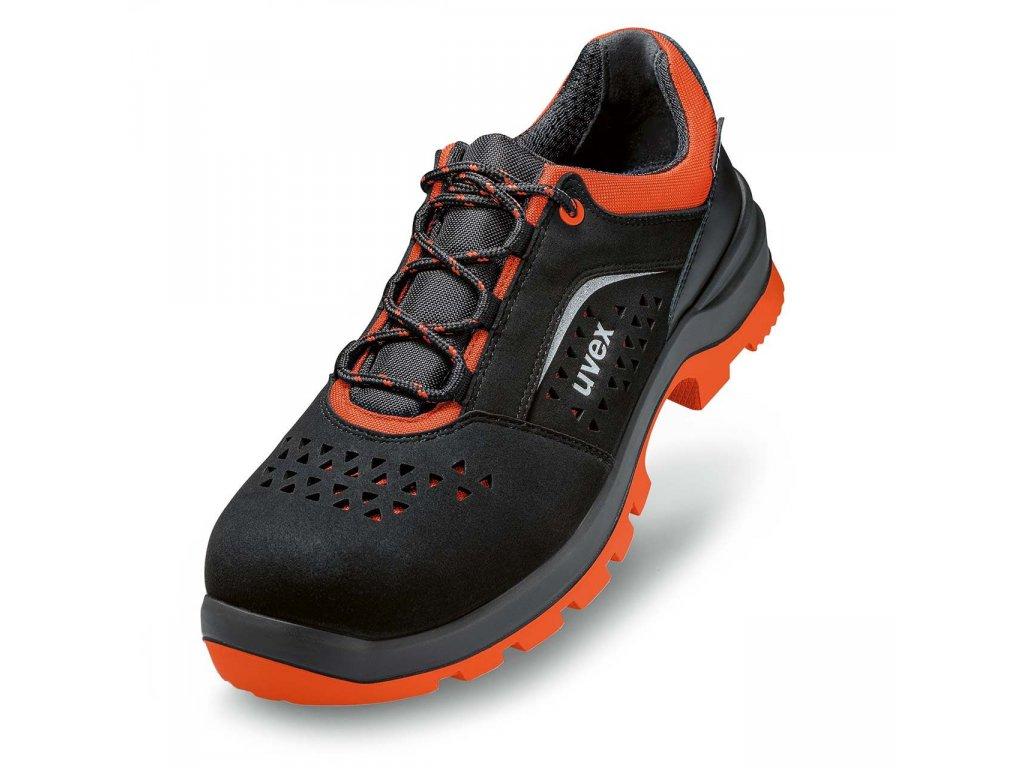 Bezpečnostní obuv Uvex 2 xenova 9505.8 S1 ESD SRC