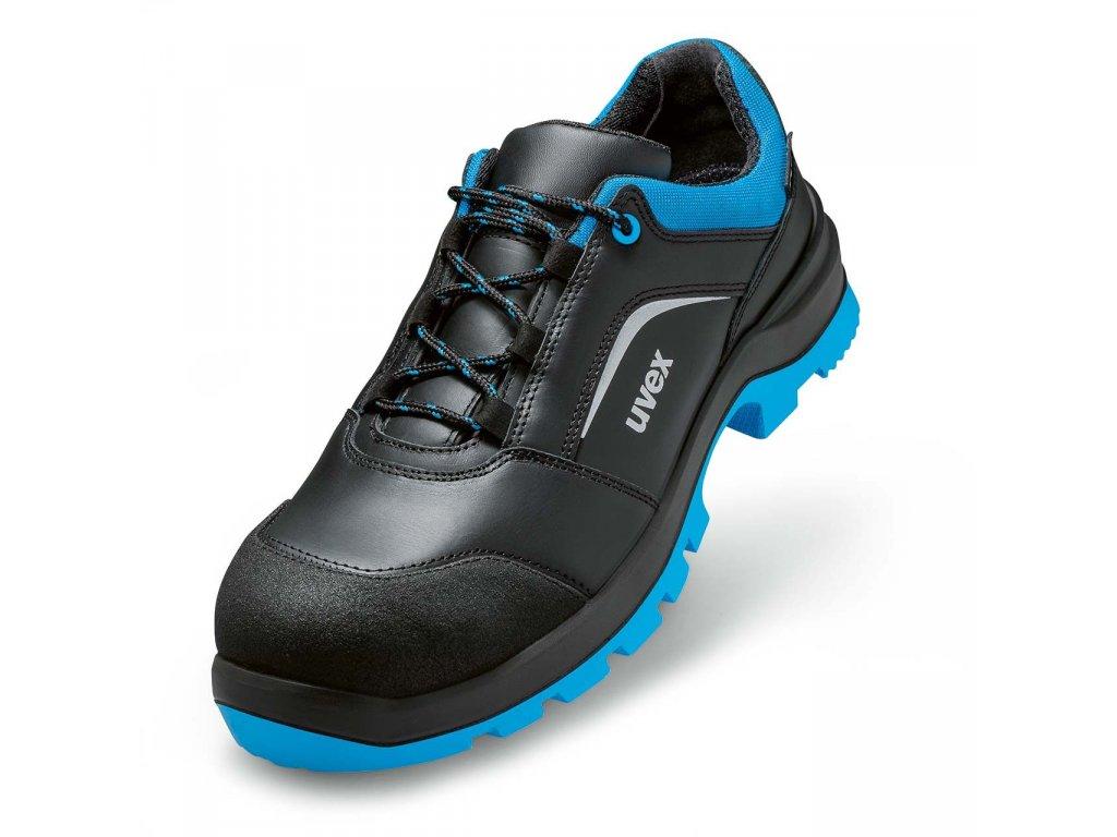 Bezpečnostní obuv Uvex 2 xenova 9555.2 S3 ESD SRC