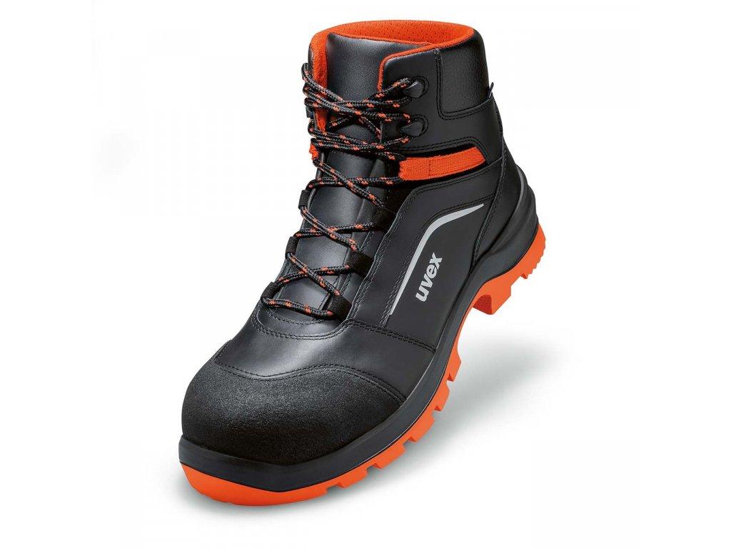 Bezpečnostní obuv Uvex 2 xenova 9507.2 S3 ESD SRC