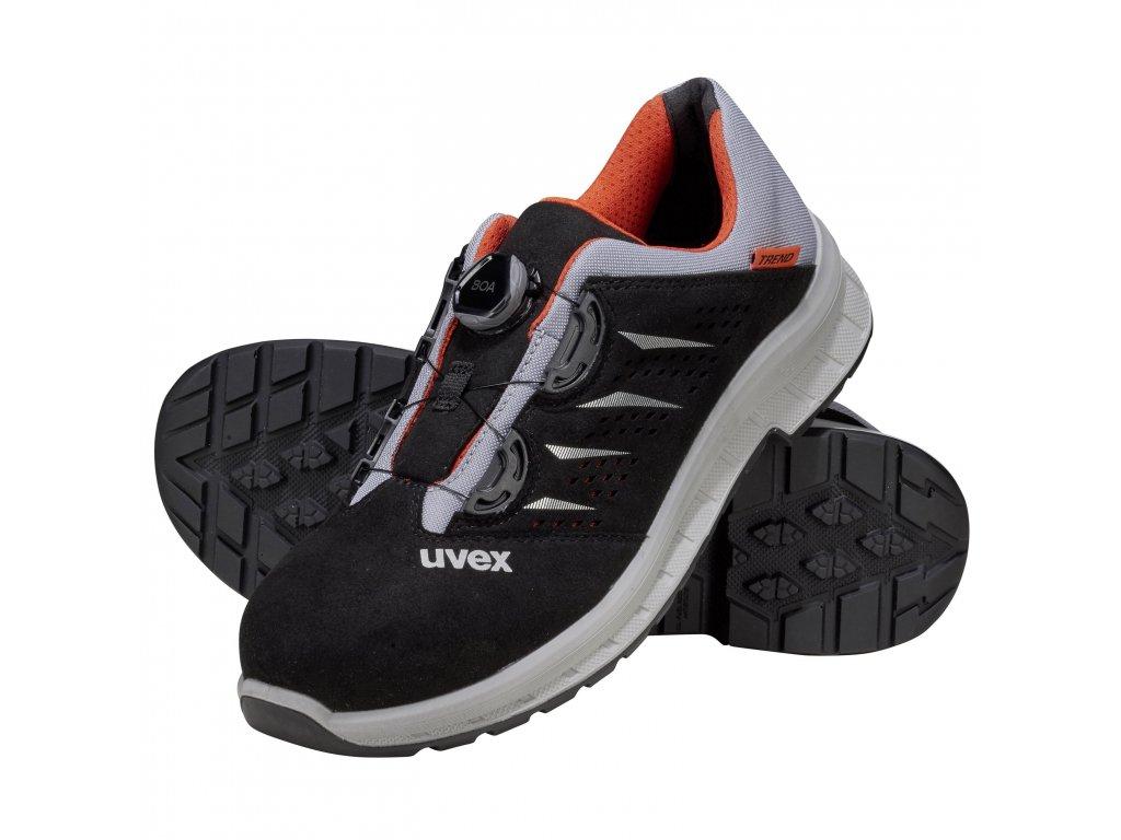 Bezpečnostní obuv Uvex 2 trend 6908 S1P ESD SRC