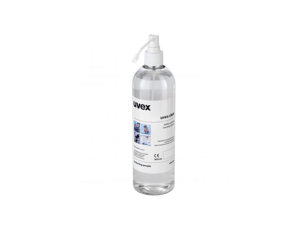 Čistící tekutina uvex 0,5l 9972.103