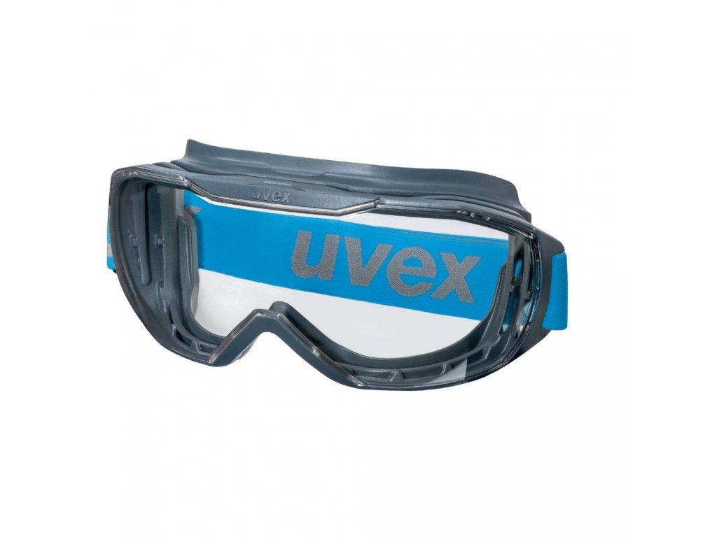 Uzavřené brýle uvex megasonic 9320.265