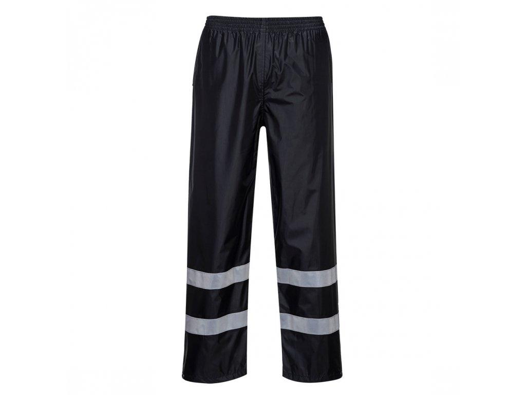 F441 Kalhoty do deště Iona Classic - černá