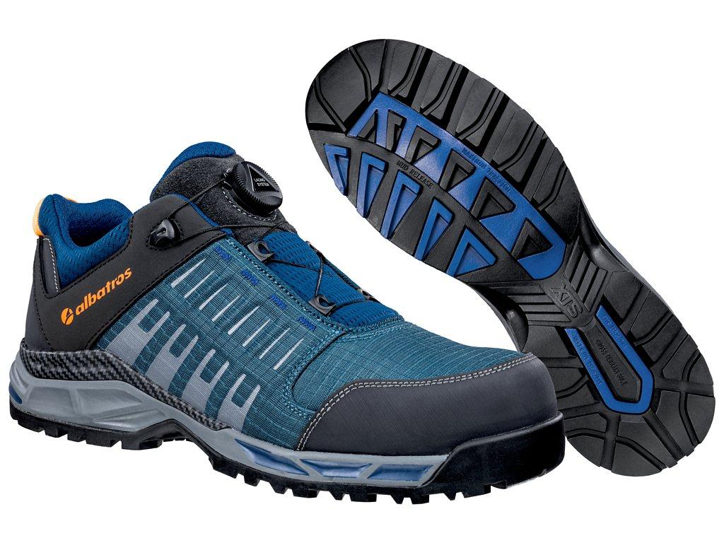 Bezpečnostní obuv Antelao QL Low S3 ESD HRO SRC
