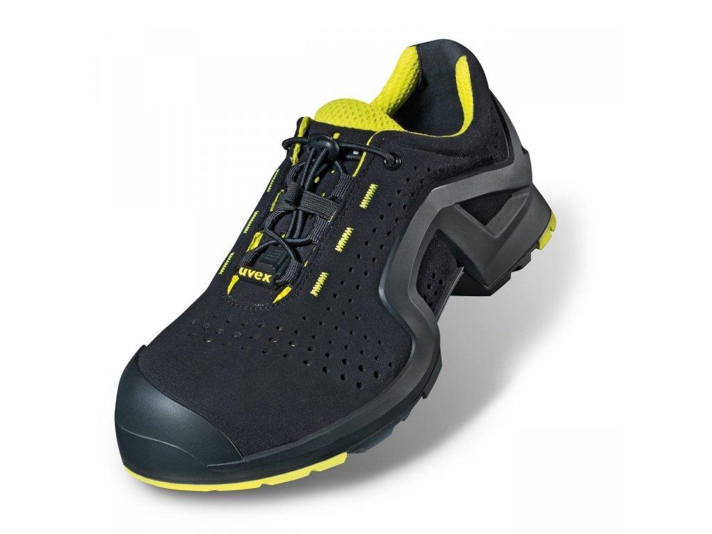 Bezpečnostní obuv Uvex 1 x-tended support 8514 S1P SRC