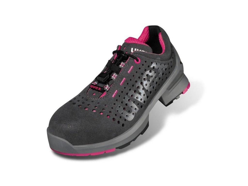 Dámská bezpečnostní obuv Uvex 1 8561 S1 ESD SRC