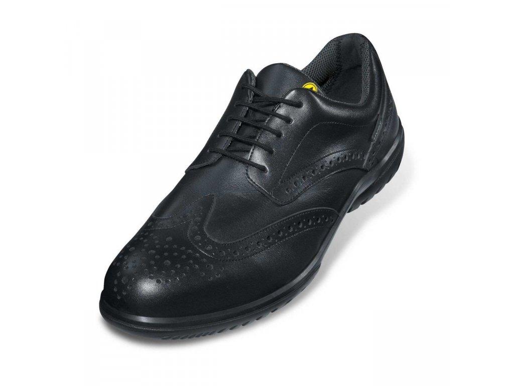 Bezpečnostní obuv Uvex business casual 9512.2 S1P ESD SRC