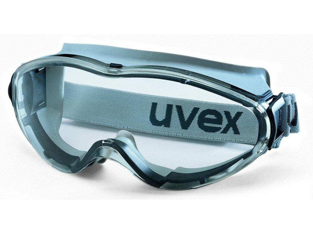 Uzavřené brýle uvex ultrasonic 9302.285