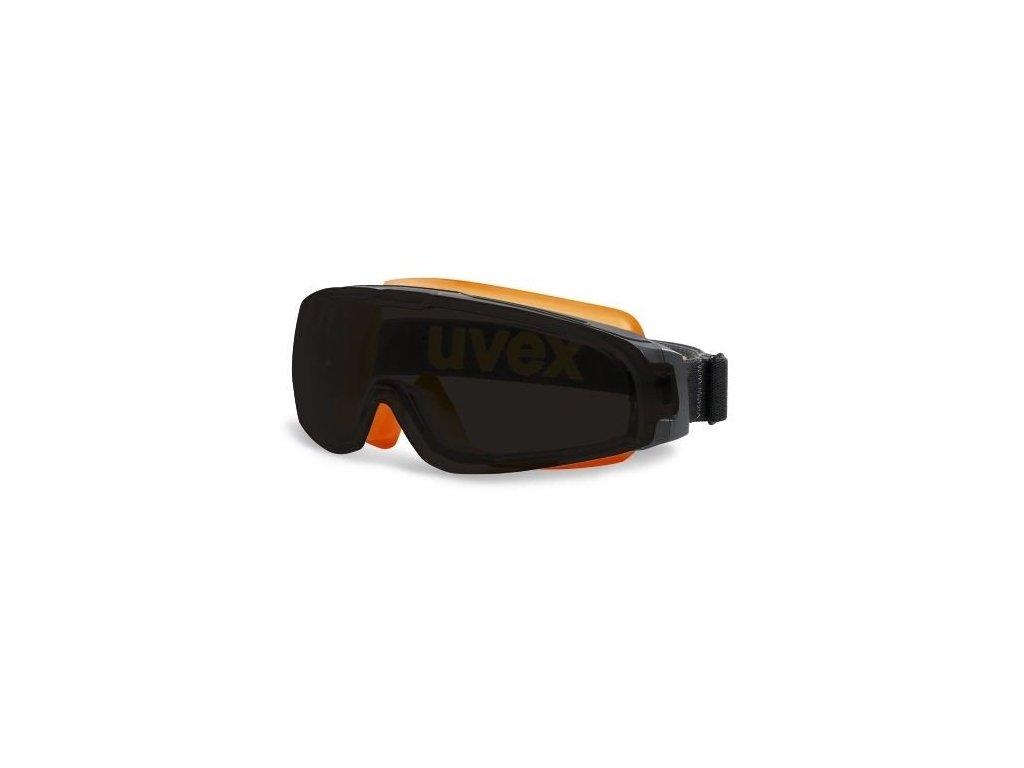 Uzavřené brýle Uvex u-sonic 9308.248