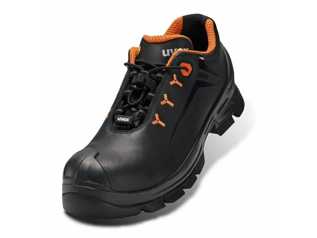 Bezpečnostní obuv uvex 2 6522 S3 HI HRO SRC