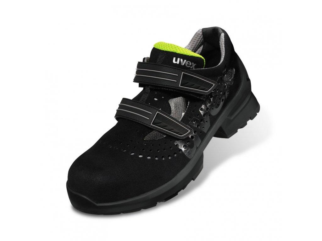 Bezpečnostní obuv Uvex 1 duo 6560 S1 ESD SRC