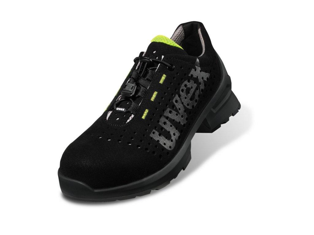 Bezpečnostní obuv Uvex 1 duo 6561 S1 ESD SRC