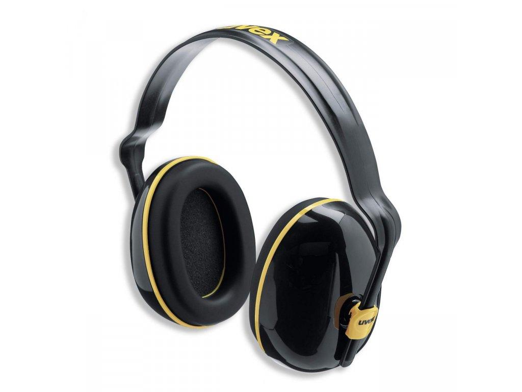 Sluchátka Uvex K200