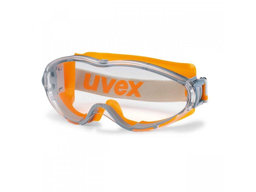 Uzavřené brýle Uvex ultrasonic 9302.245