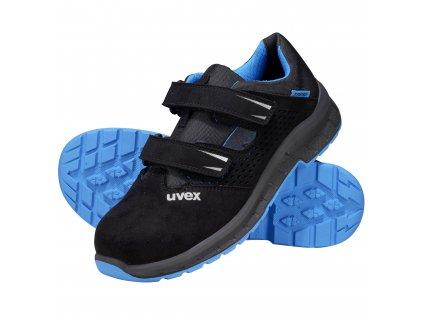 Bezpečnostní sandál Uvex 2 trend 6936.8 S1 ESD SRC
