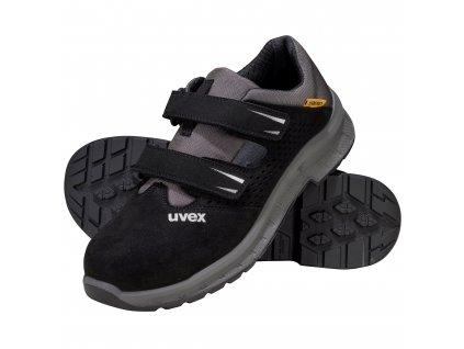 Bezpečnostní sandál Uvex 2 trend 6946 S1P ESD SRC