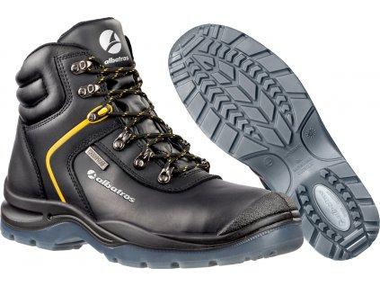 Bezpečnostní obuv Gravity CTX Mid S3 WR SRC