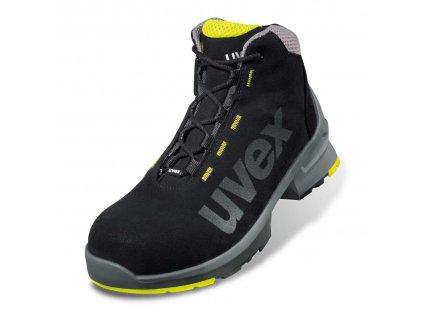Bezpečnostní kotníková obuv Uvex 1 8545 S2 SRC