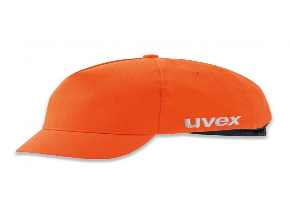 Protinárazová čepice uvex u-cap sport hi-viz 9794.491