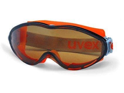 Uzavřené brýle Uvex ultrasonic 9302.247
