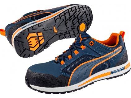 Bezpečnostní obuv Puma Crosstwist Low S3 HRO SRC