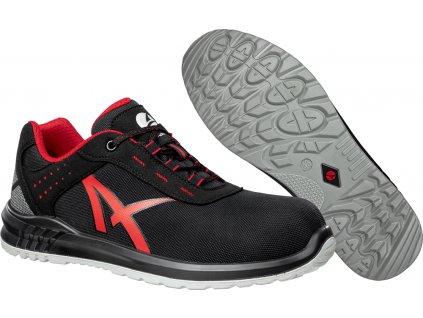 Bezpečnostní obuv Grid Low S3 SRC