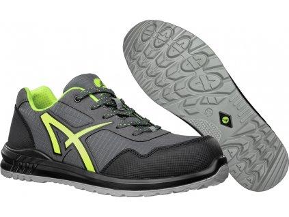 Bezpečnostní obuv Drifter Green Low S1P SRC