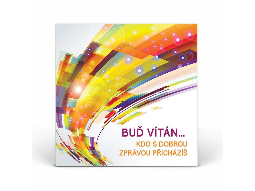 CD20 Buď vítán obal 01