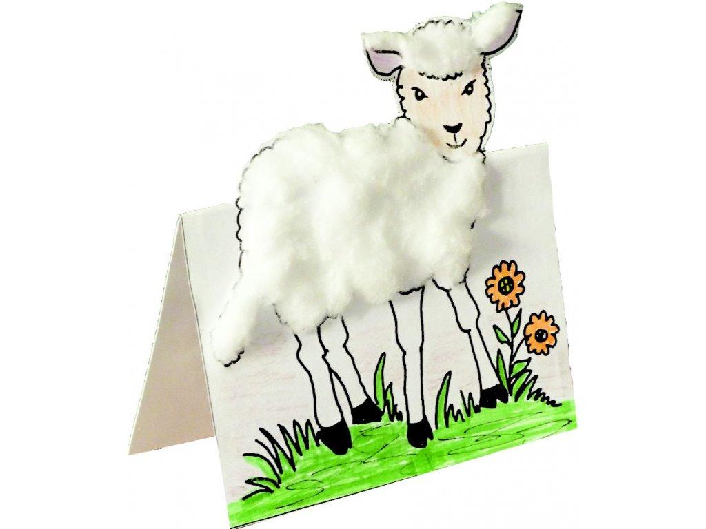 OMALOVÁNKA – Příběh o ztracené ovečce