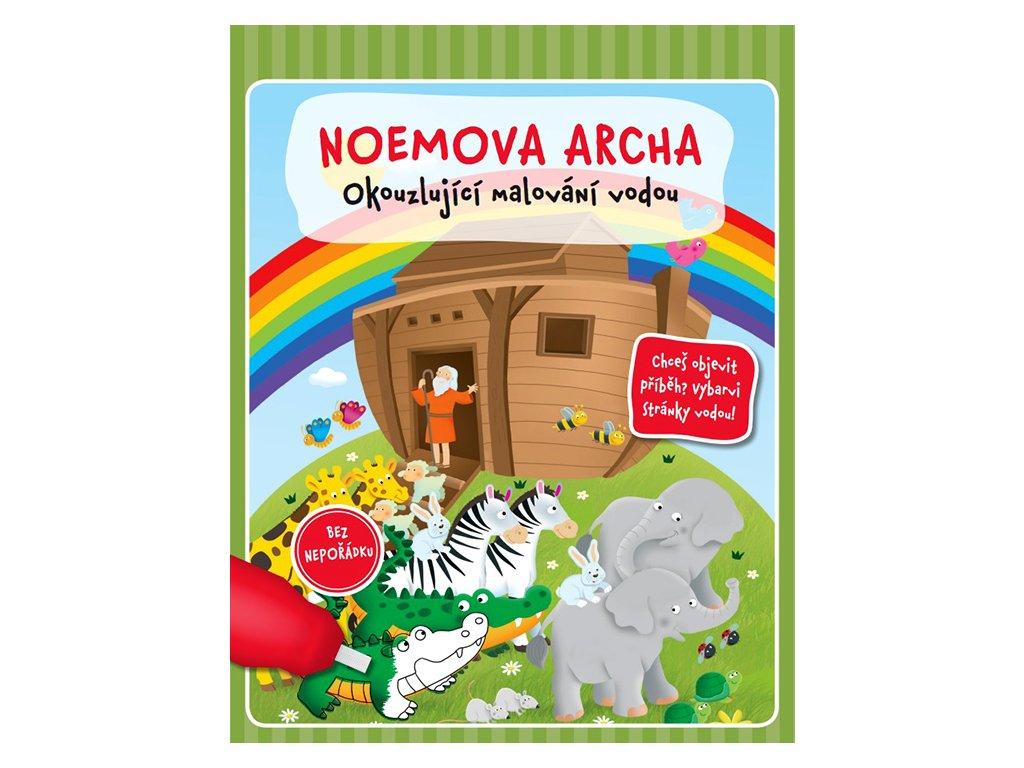 PX104 Noemova Archa vodní omalovánky