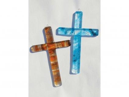 Skleněný kříž