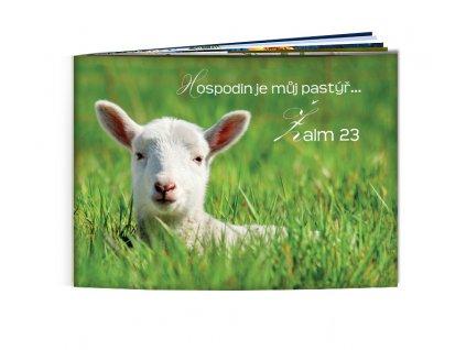 B33 Žalm 23 brožurka