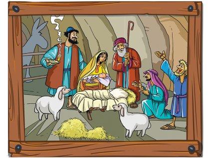 PX84 Odkryj pribeh narozeni Jezise