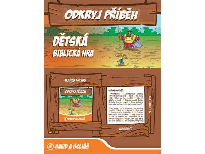 PX94 Odkryj příběh David a Goliáš 01 titlstrana