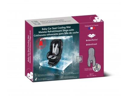 bebefolie chladiaca podlozka do autosedacky BBM014 HG 8
