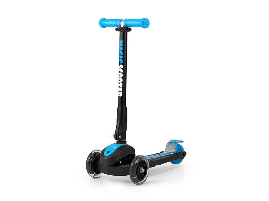 Detská kolobežka Milly Mally Magic Scooter blue