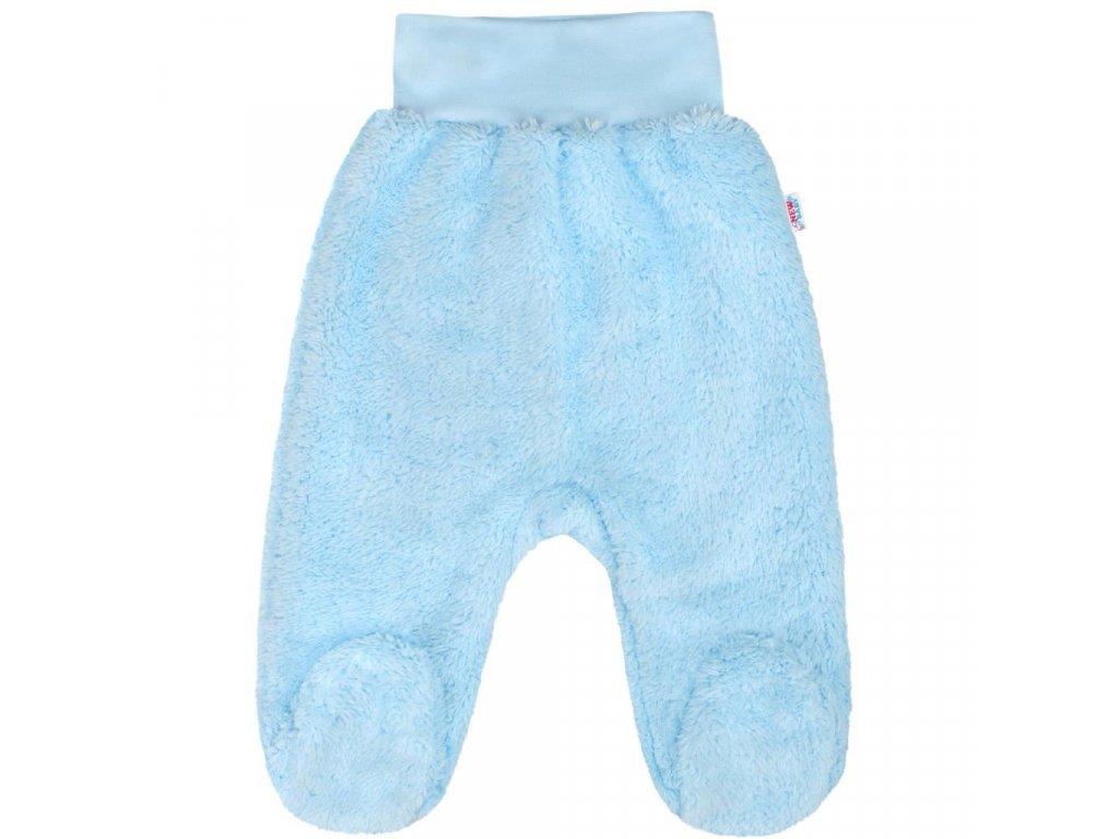 Zimné polodupačky New Baby Nice Bear modré