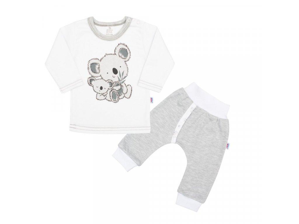 Dojčenské tričko s dlhým rukávom a tepláčky New Baby Koala Bears