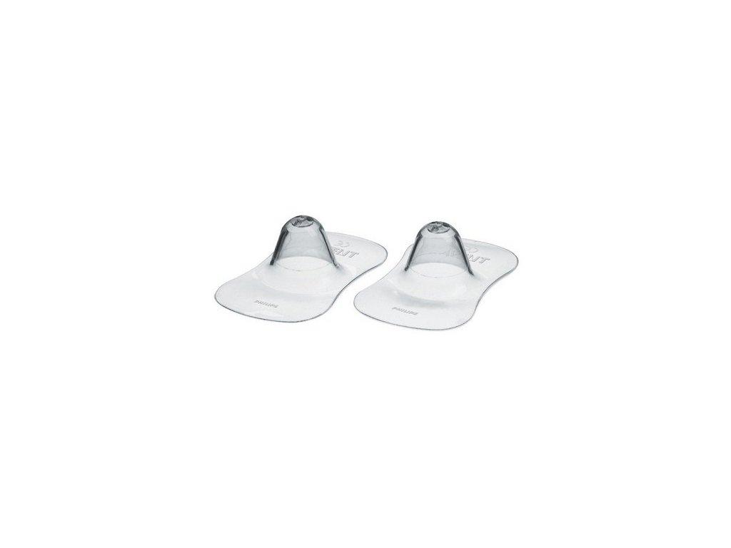 Chránič prsných bradaviek Avent - standart