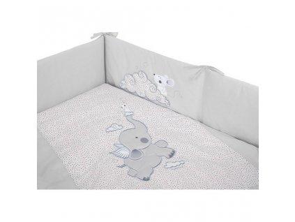3-dielne posteľné obliečky Belisima Friends 100/135 ružové