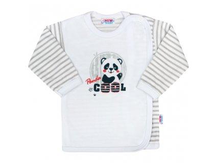 Dojčenská košieľka New Baby Panda