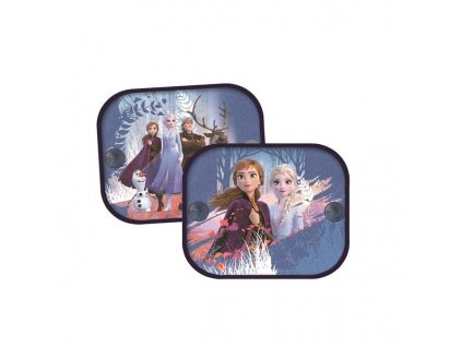 <p>Tienidla do auta 2 ks v balení Disney Frozen II</p>