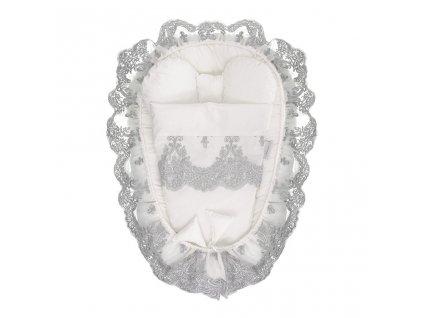 Hniezdočko s perinkou pre bábätko Belisima Belisima béžové