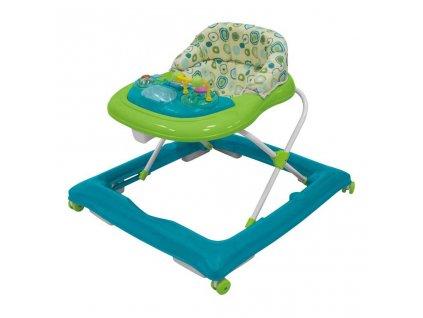 Detské chodítko Baby Mix blue-green