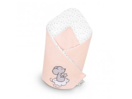 Zavinovačka s výstužou Belisima Cute Mouse ružová