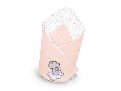 Zavinovačka Belisima Cute Mouse ružová